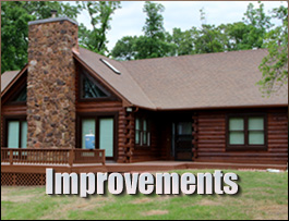 Log Home Improvement  Breathitt County, Kentucky